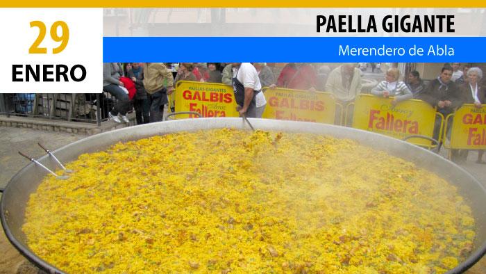 Paella Gigante