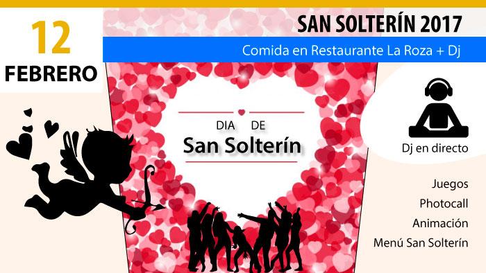 Dia de San Solterín