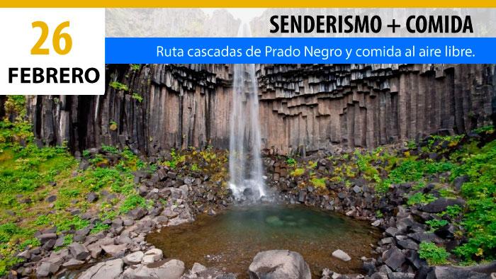Cascadas de Prado Negro